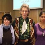 Sara Siqueiros, Temple Grandin Lizzy Siqueiros